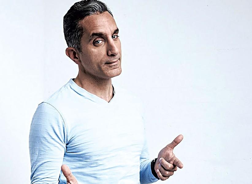 Bassem Youssef - COURTESY PHOTO