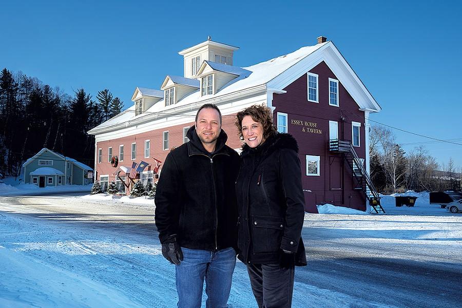David Lamoureux and Melinda Gervais-Lamoureux - DON WHIPPLE