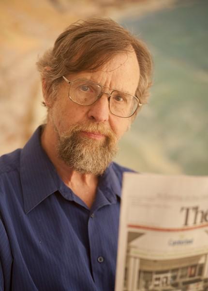 M. Dickey Drysdale - ROBERT EDDY/HERALD OF RANDOLPH