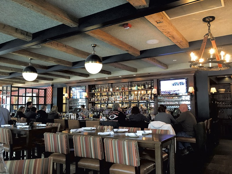 The Copper Grouse at the Taconic Hotel in Manchester - MELISSA PASANEN
