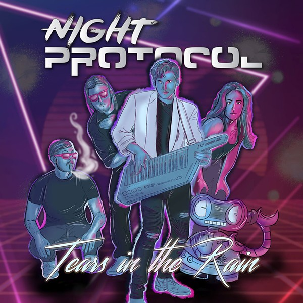 Night Protocol, Tears in the Rain