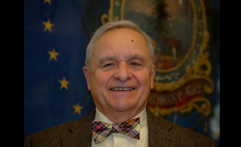 Rep. Robert Forguites (D-Springfield) - COURTESY OF THE VERMONT HOUSE