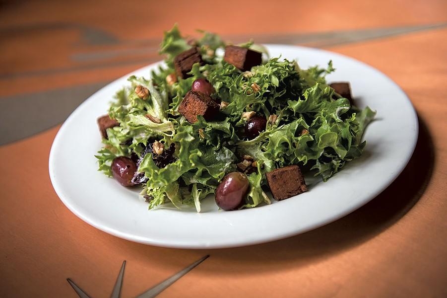 Maura's Salad - DARIA BISHOP