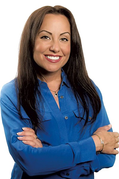 Larisa Bolivar - COURTESY OF LARISA BOLIVAR