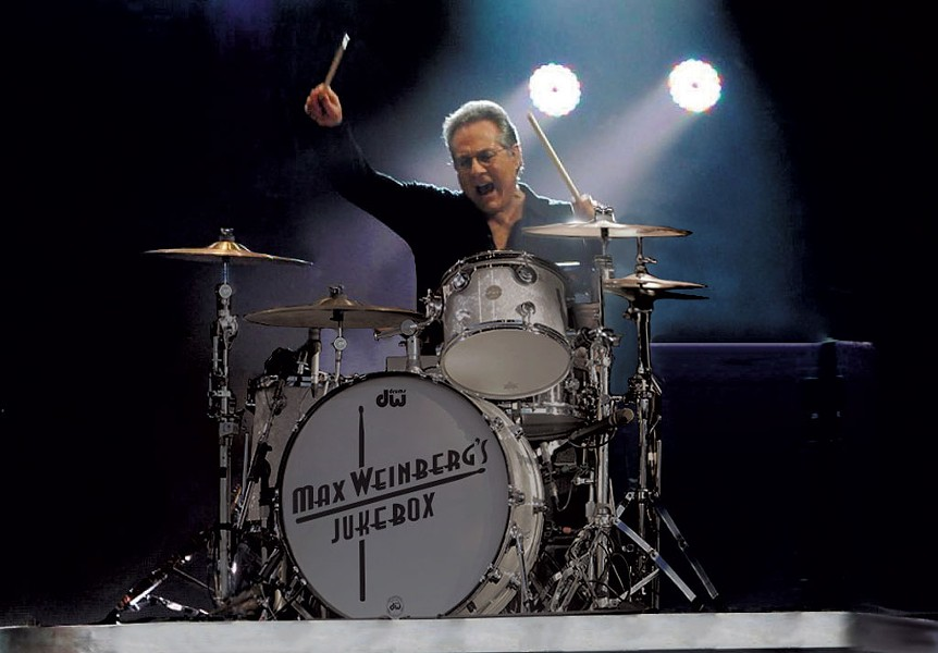 Max Weinberg - COURTESY PHOTO