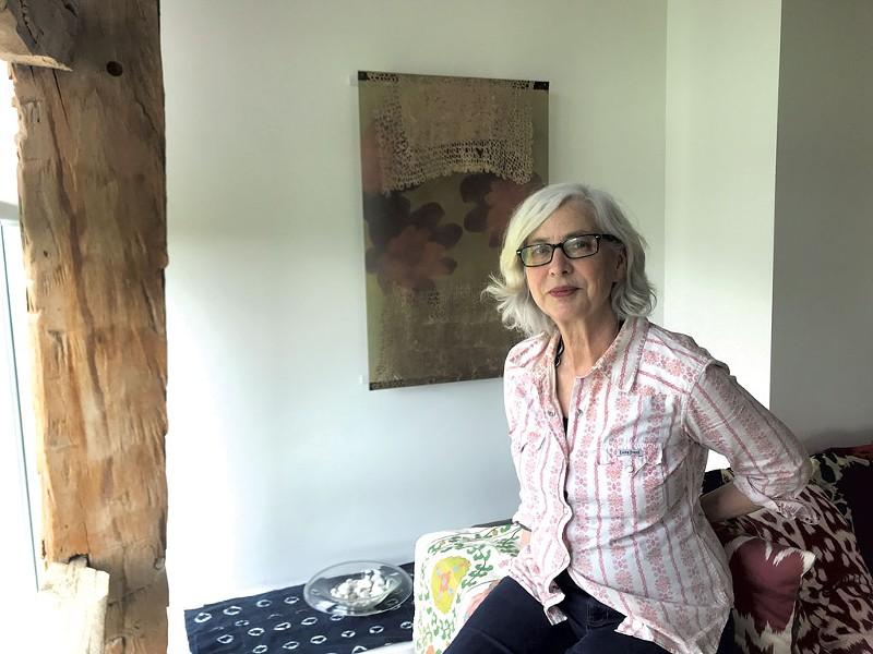Joan Morris - CHELSEA EDGAR