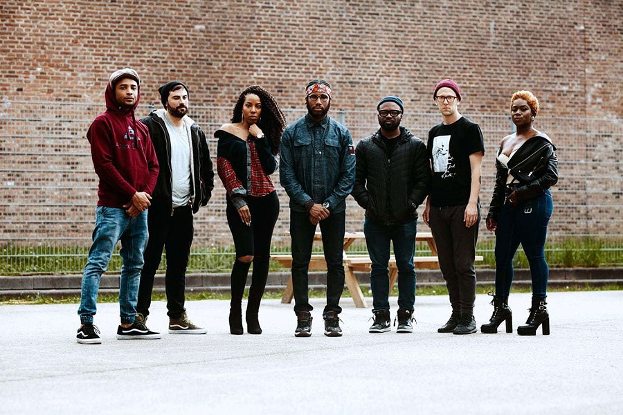Cory Henry & the Funk Apostles - COURTESY PHOTO