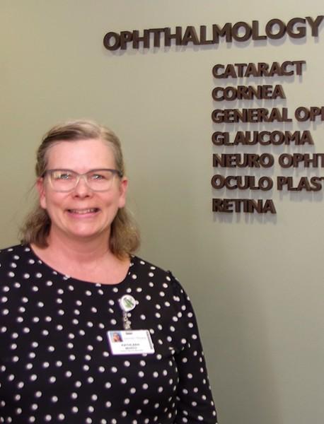 UVM CDE grad Kathleen Merrick - STEPHEN MEASE
