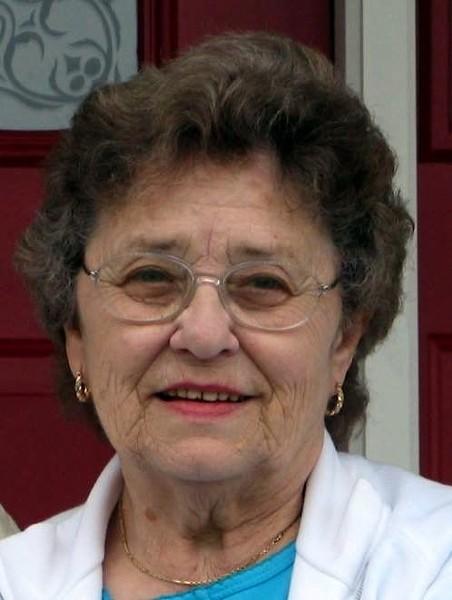 Eunice Messier Benham