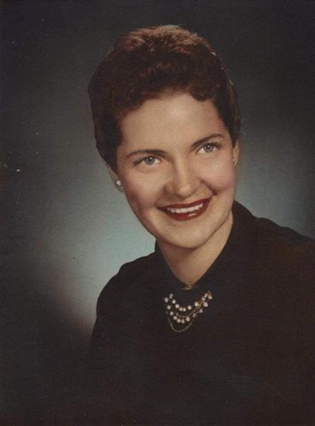 Flora Rae Palmer