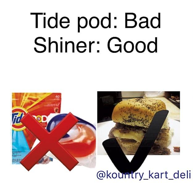 Kountry Kart Deli meme