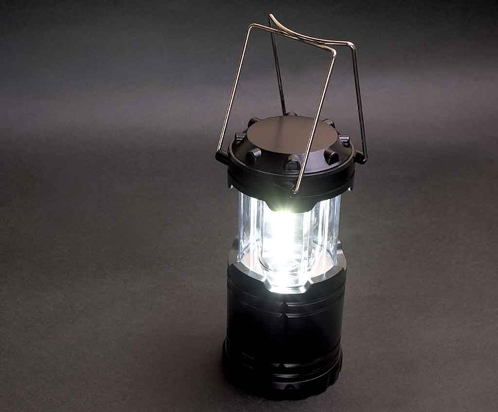 Example of a solar lantern. The exact model has not been selected. - © HIROSHI TANAKA | DREAMSTIME.COM