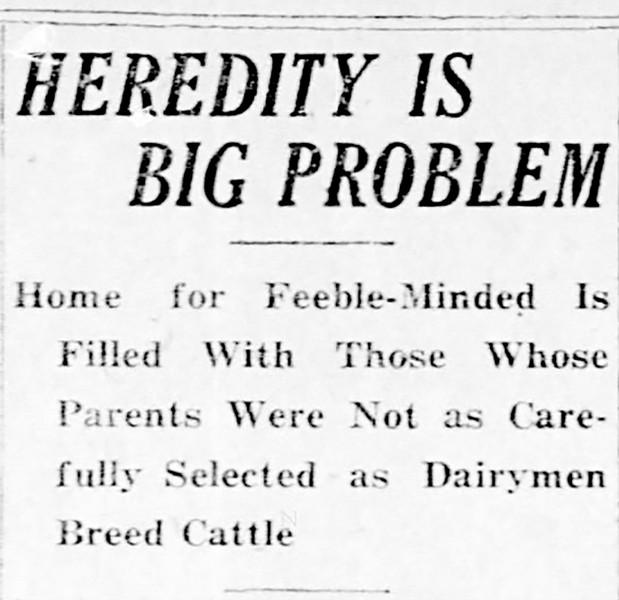 Burlington Free Press clipping - COURTESY