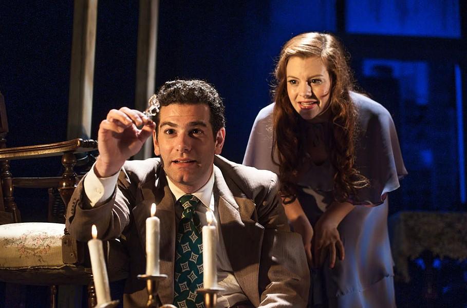 Ben Jacoby and Andrea Lynn Greene - HUBERT SCHRIEBL