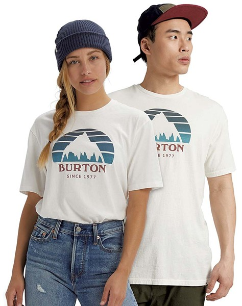 Burton Underhill Short-Sleeve T-Shirt - COURTESY PHOTO
