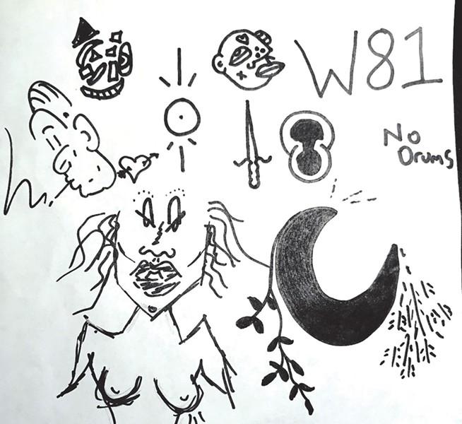 Nodrums, W81/W82