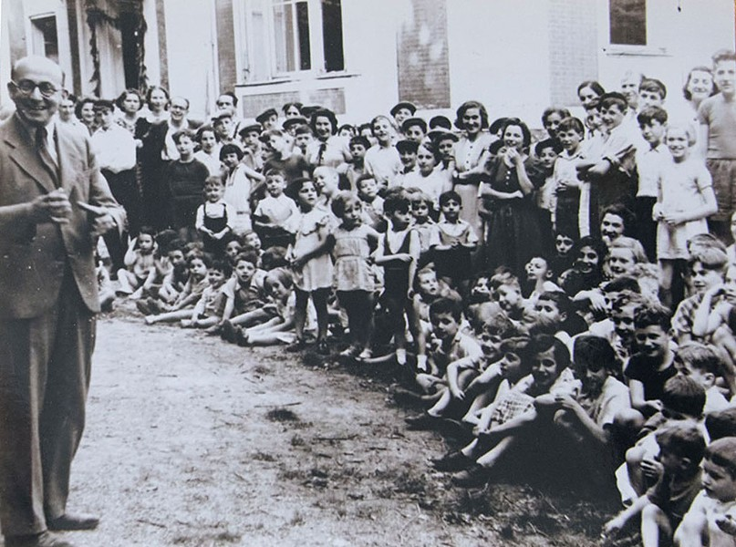 Children at the orphanage - COURTESY OF THE KEIBEL FAMILY