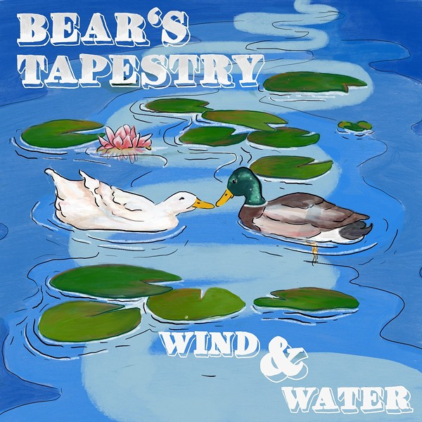 Bear's Tapestry, Wind & Water