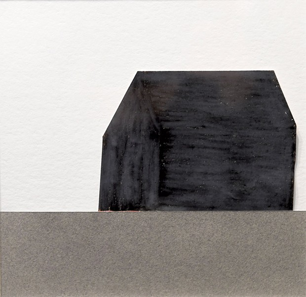 """Axel Stohlberg show """"Structures"""" - JEB WALLACE-BRODEUR"""