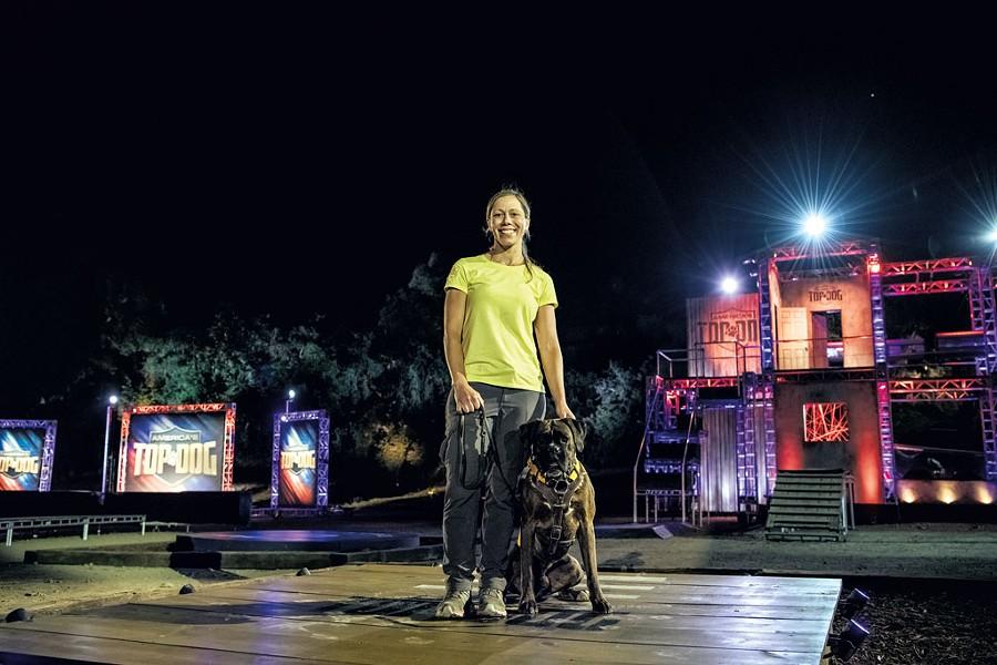 Jill Viggiani and Moto - COURTESY OF A&E