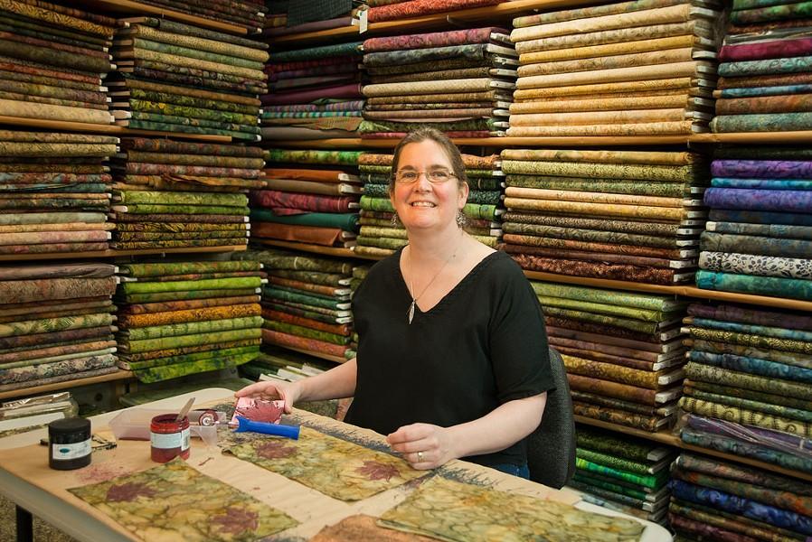 Marion Seasholtz - COURTESY OF WIND'S EDGE STUDIO/LAUREN STAGNITTI