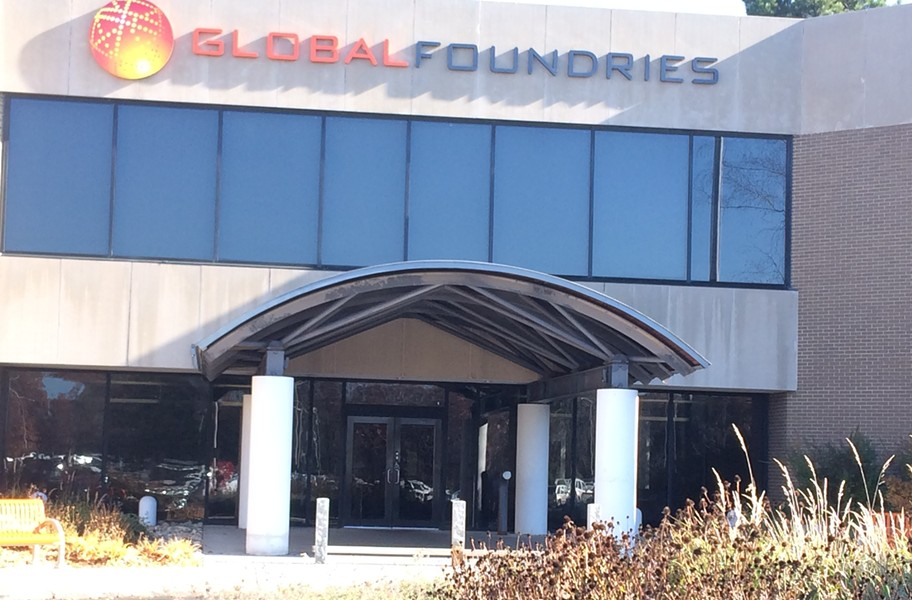 GlobalFoundries in Essex Junction - NANCY REMSEN
