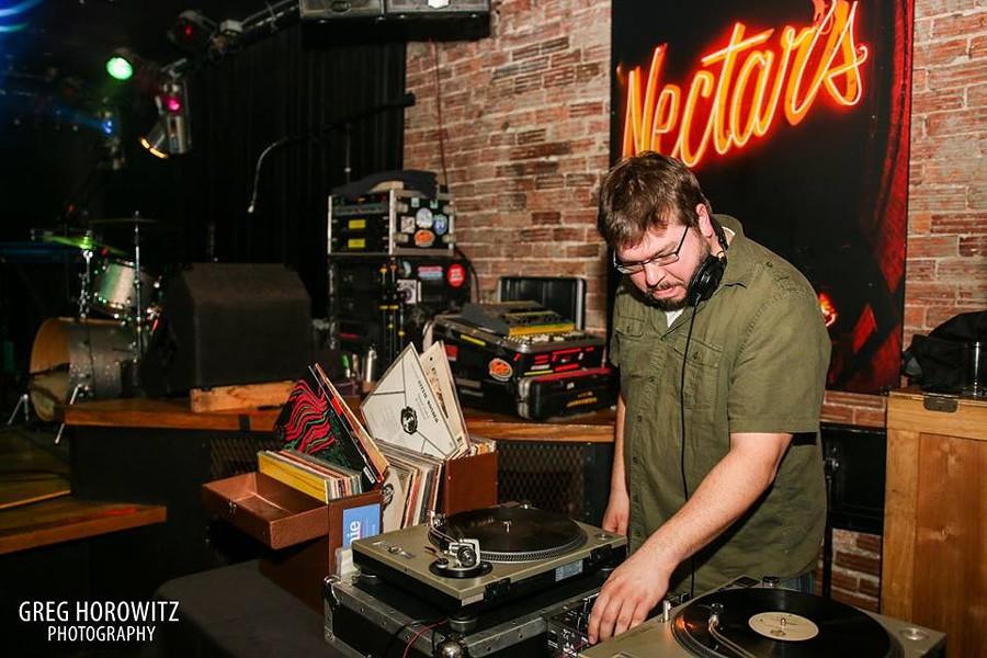DJ Steal Wool - COURTESY OF GREG HOROWITZ PHOTOGRAPHY