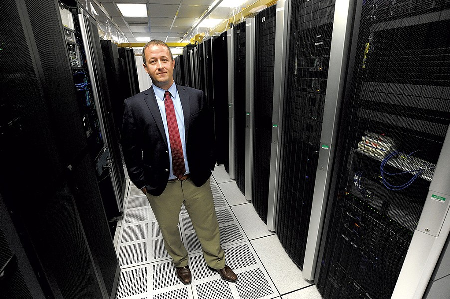 Digital Services Secretary John Quinn - FILE: JEB WALLACE-BRODEUR