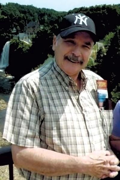 Robert Francis Burdo Sr. - COURTESY IMAGE