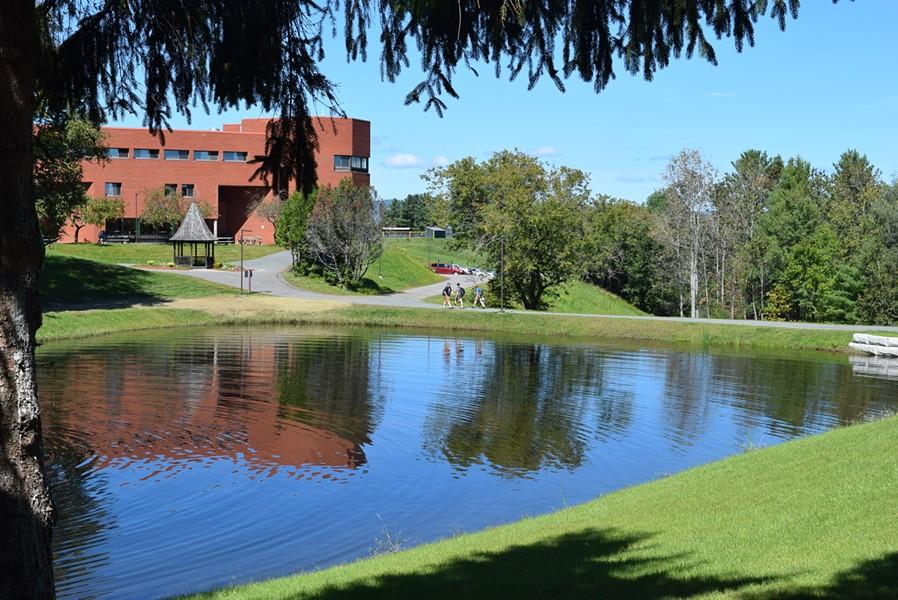 Northern University Vermont-Lyndon Campus - FILE: TERRI HALLENBECK