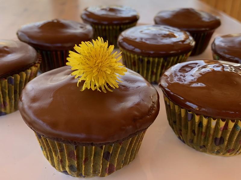 Nancy Cain's Cocoabean Cupcakes - MELISSA PASANEN