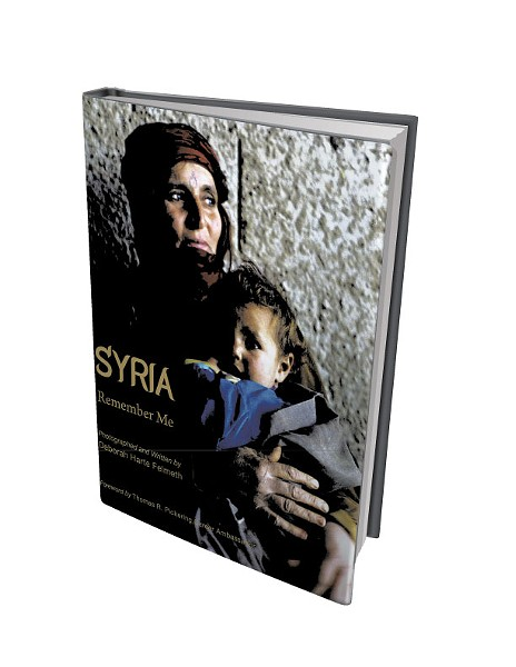Syria: Remember Me by Deborah Harte Felmeth, Bard Owl Books/Wind Ridge Books of Vermont, 228 pages. $75. voicesofvermonters.org