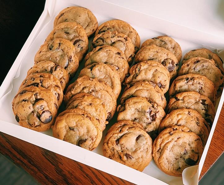 Haymaker Bun cookies - COURTESY OF CAROLINE CORRENTE