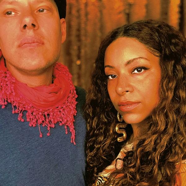 Dwight & Nicole - COURTESY PHOTO