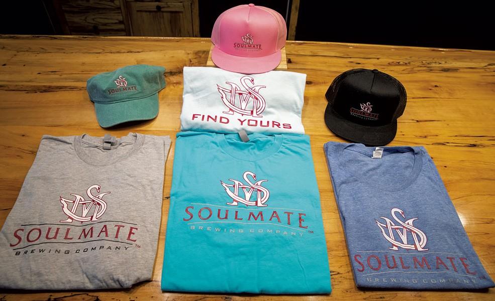 Soulmate Brewing merchandise - JAMES BUCK