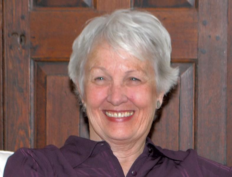 Lisa Alther - COURTESY OF JAN DOERLER