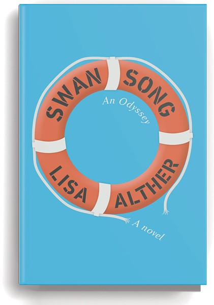 Swan Song: An Odyssey by Lisa Alther, Knopf, 240 pages. $26.95.