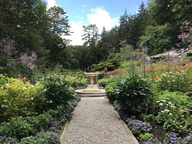 Path up Mount Tom - SALLY POLLAK ©️ SEVEN DAYS