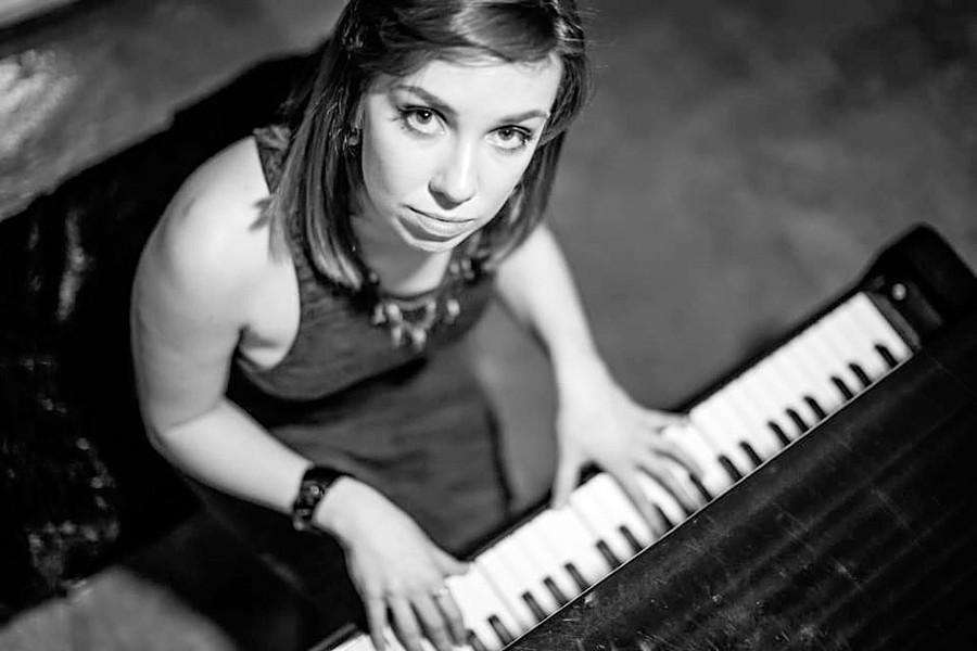 Andriana Chobot - COURTESY