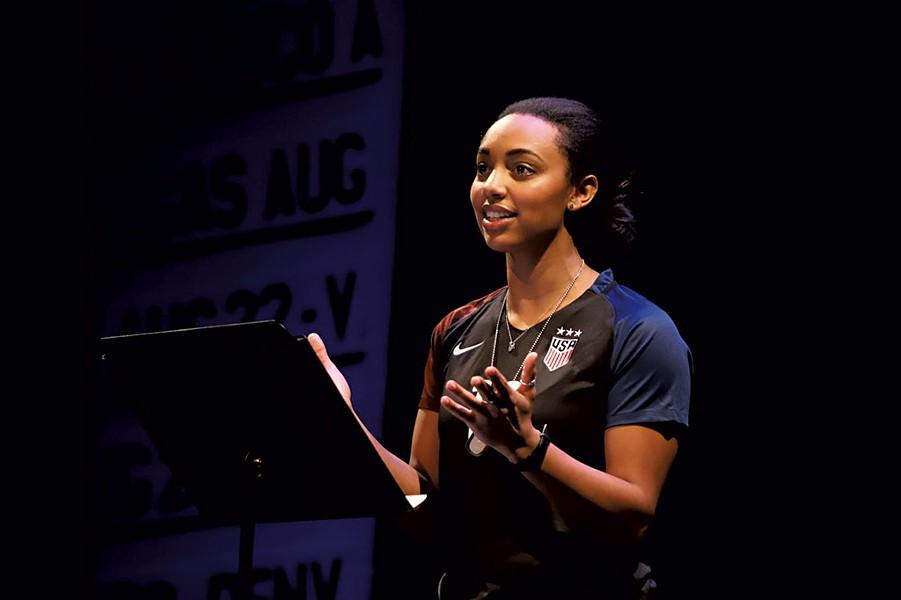 Stephanie Everett - COURTESY OF HEIDI REYNOLDS