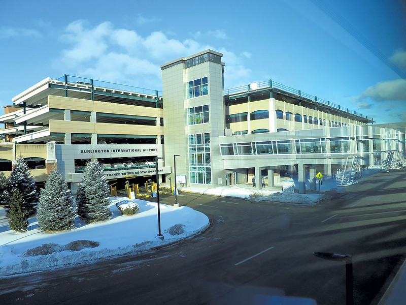 Annual revenues at BTV's parking garage are down by about $150,000. - MATTHEW THORSEN