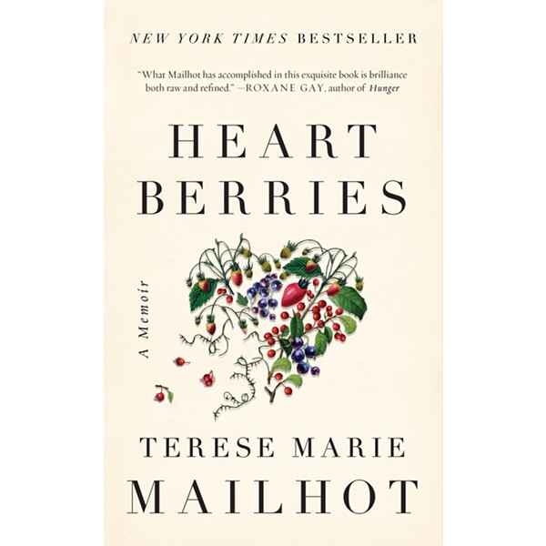 'Heart Berries' by Terese Marie Mailhot - COURTESY OF COUNTERPOINT PRESS