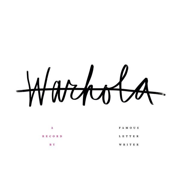 Famous Letter Writer, Warhola - COURTESY