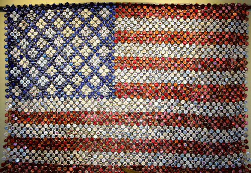 """God Bless America"" by Anne Leeds"