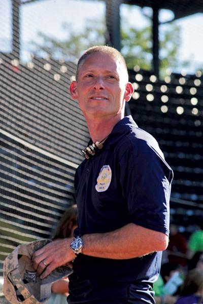 Former Burlington Police Chief, Michael Schirling - MATTHEW THORSEN