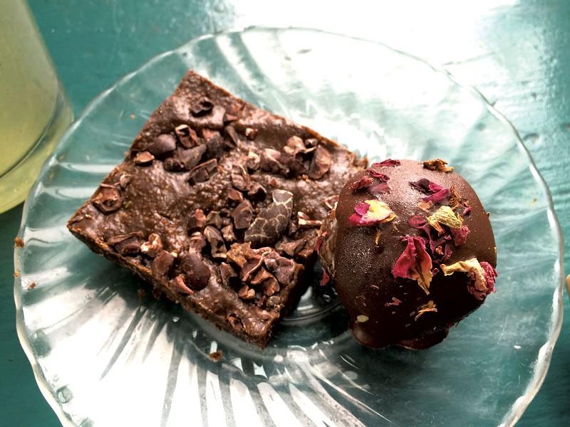 Superfresh! Organic Cafe - HANNAH PALMER EGAN