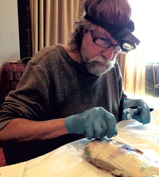 Dr. Ed Haak - MOLLY WALSH