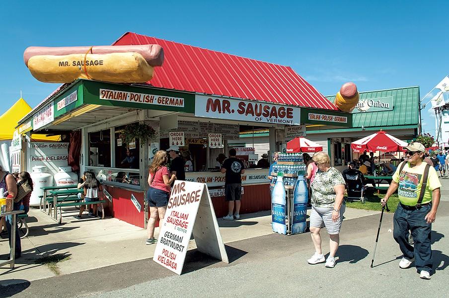 Mr. Sausage - BROOKE WILCOX