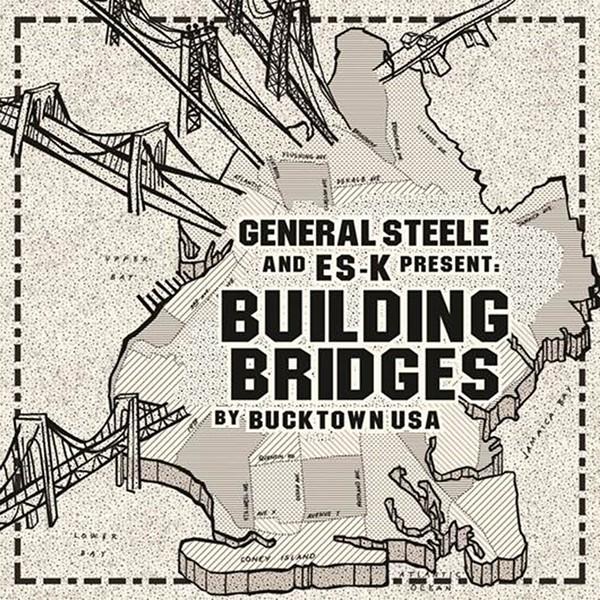 General Steele & Es-K, Building Bridges