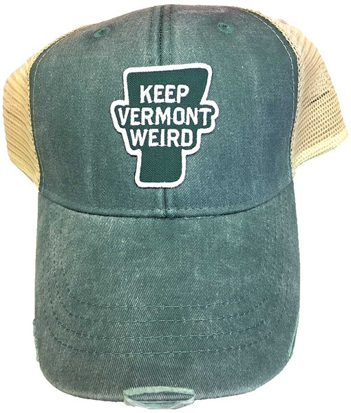 Keep Vermont Weird cap